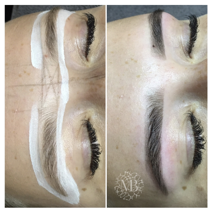 Henna Brows Mabelle beauty